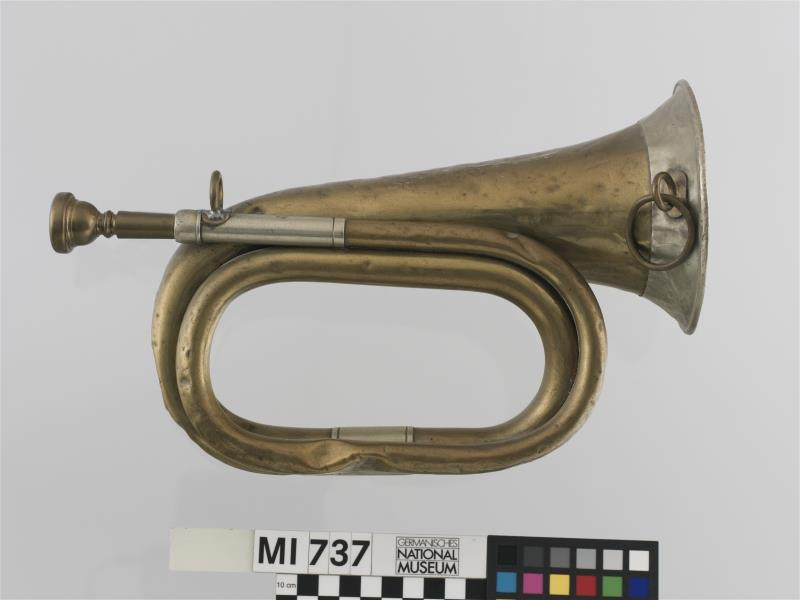Infanteriehorn in H (?) | Meinel & Herold