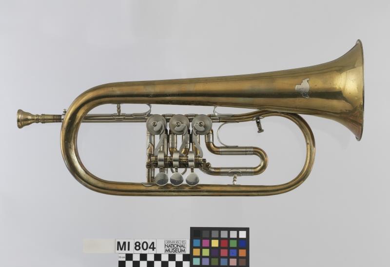 Flügelhorn in B | V. F. Cervený