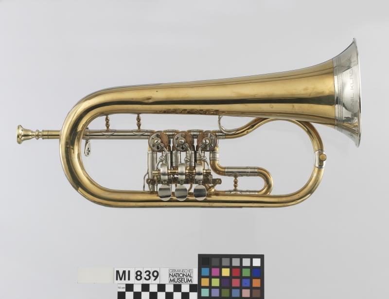 Flügelhorn in C | Miroslav Zazvonil