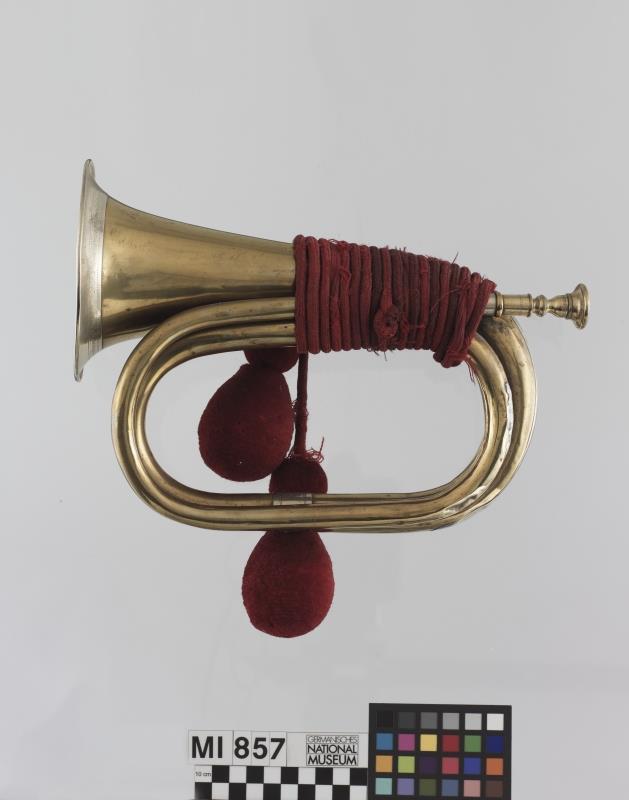 Infanteriehorn in B | V. F. Cervený
