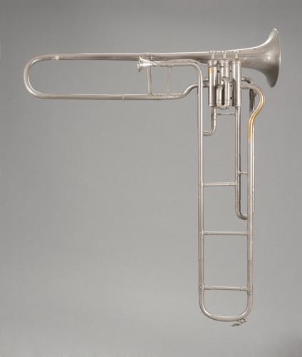 Trombone met ventielen | Pierre Steenhuysen