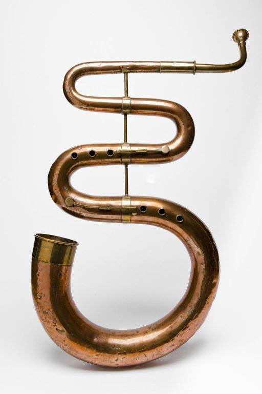 Serpent. Nominal pitch: 8-ft C. | Joseph Taylor