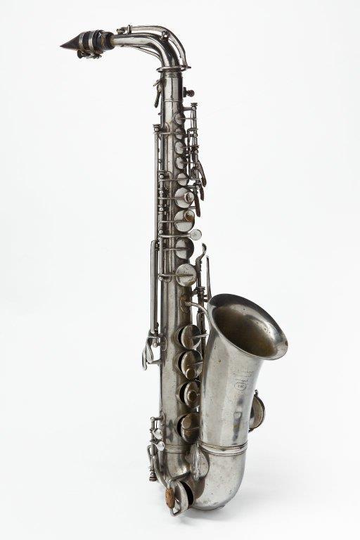 Alto saxophone. Nominal pitch: E♭. | Couturier