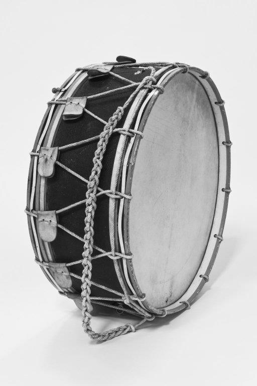 28-inch bass drum. | Premier