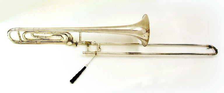 Bass trombone. Nominal pitch: G + (D / C). | Boosey & Hawkes
