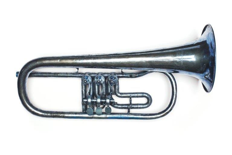 Flugelhorn. Nominal pitch: 4½-ft B♭. | V. Kohlert's Söhne