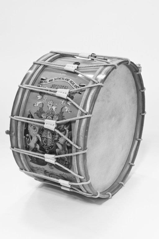 Miniature bass drum. | Boosey & Co