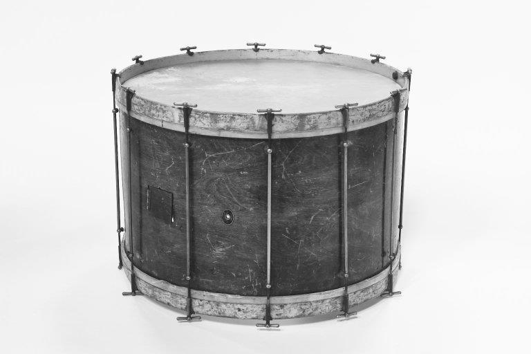 30-inch bass drum. | Premier