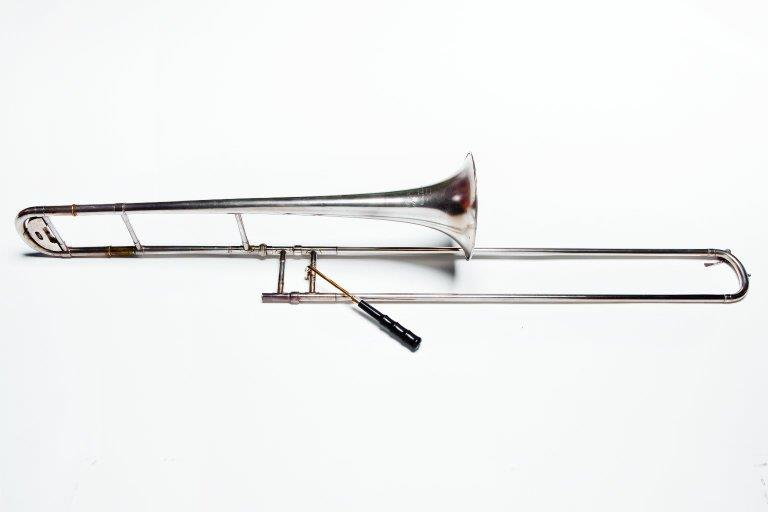 Bass trombone. Nominal pitch: G. | Boosey & Hawkes
