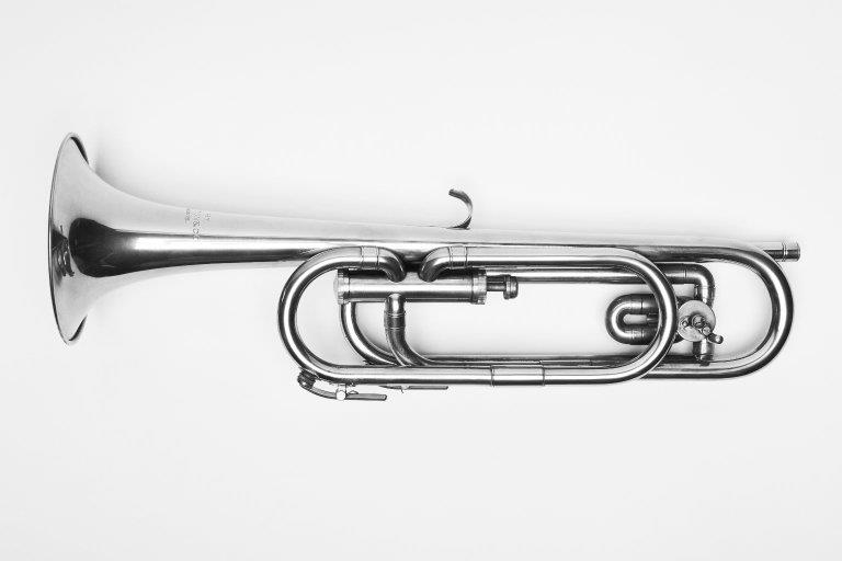 Soprano bugle. Nominal pitch: 5½-ft G. | Holton
