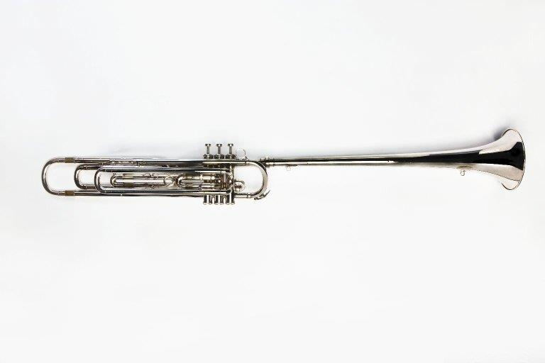 Bass fanfare trumpet. Nominal pitch: 11-ft G. | Boosey & Hawkes