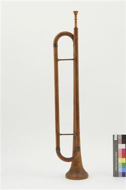 tromba naturale,di legno | Victor-Charles Mahillon