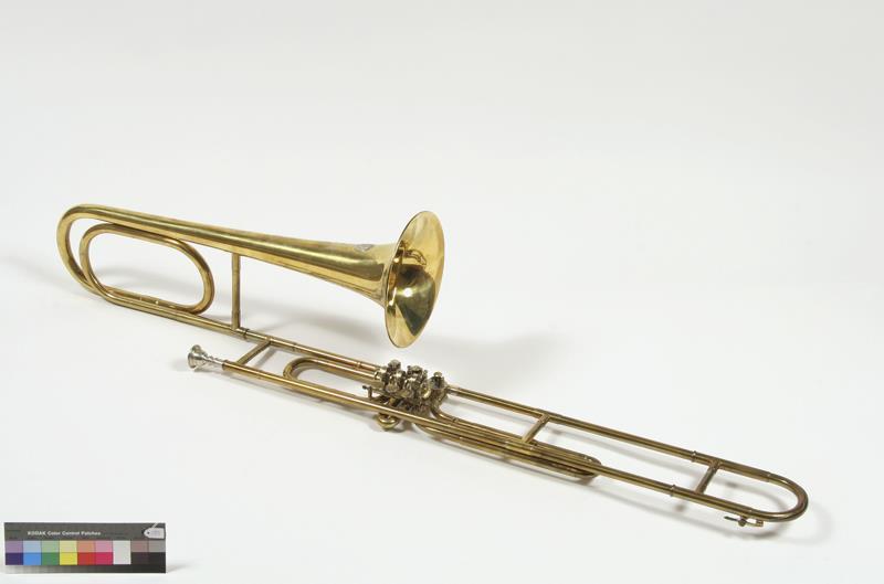trombone basso,a cilindri   Victor-Charles Mahillon