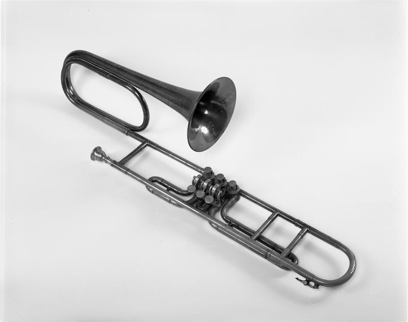 trombone,a macchina | Victor-Charles Mahillon