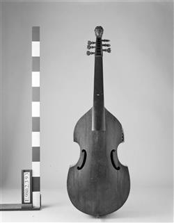 Basse de viole | Nicolas Bertrand