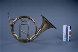 Cor naturel dit cor d'invention   Johann Gottfried I Haltenhof