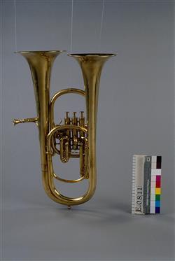 Duplex saxhorn contralto en la bémol et saxhorn alto en mi bémol | Gautrot