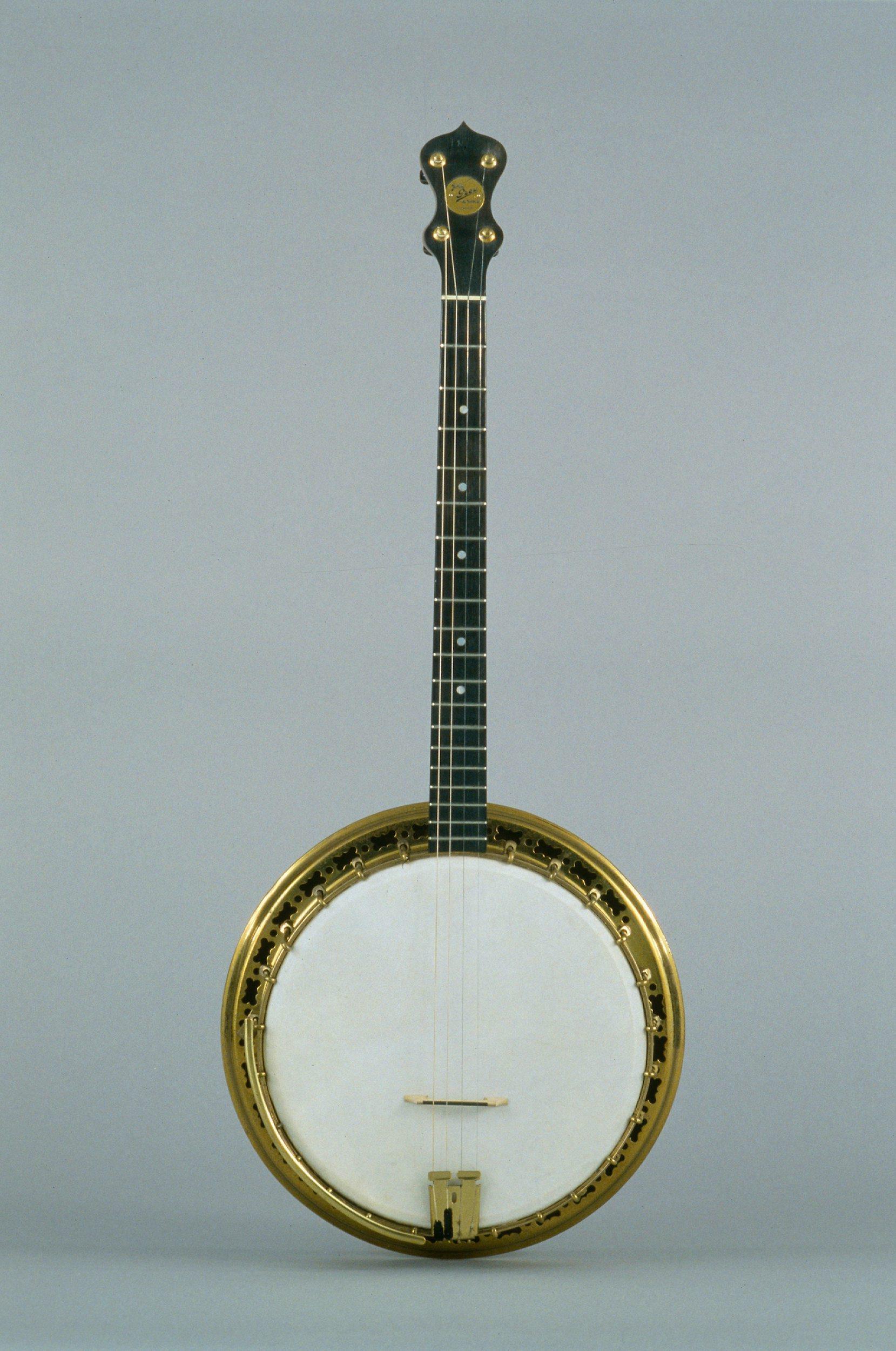 Banjo | John Grey
