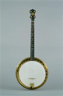 Banjo   John Grey