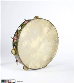 Tambourin sur cadre | Tebaldo Monzani