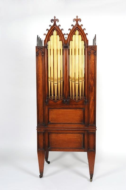 Barrel organ |