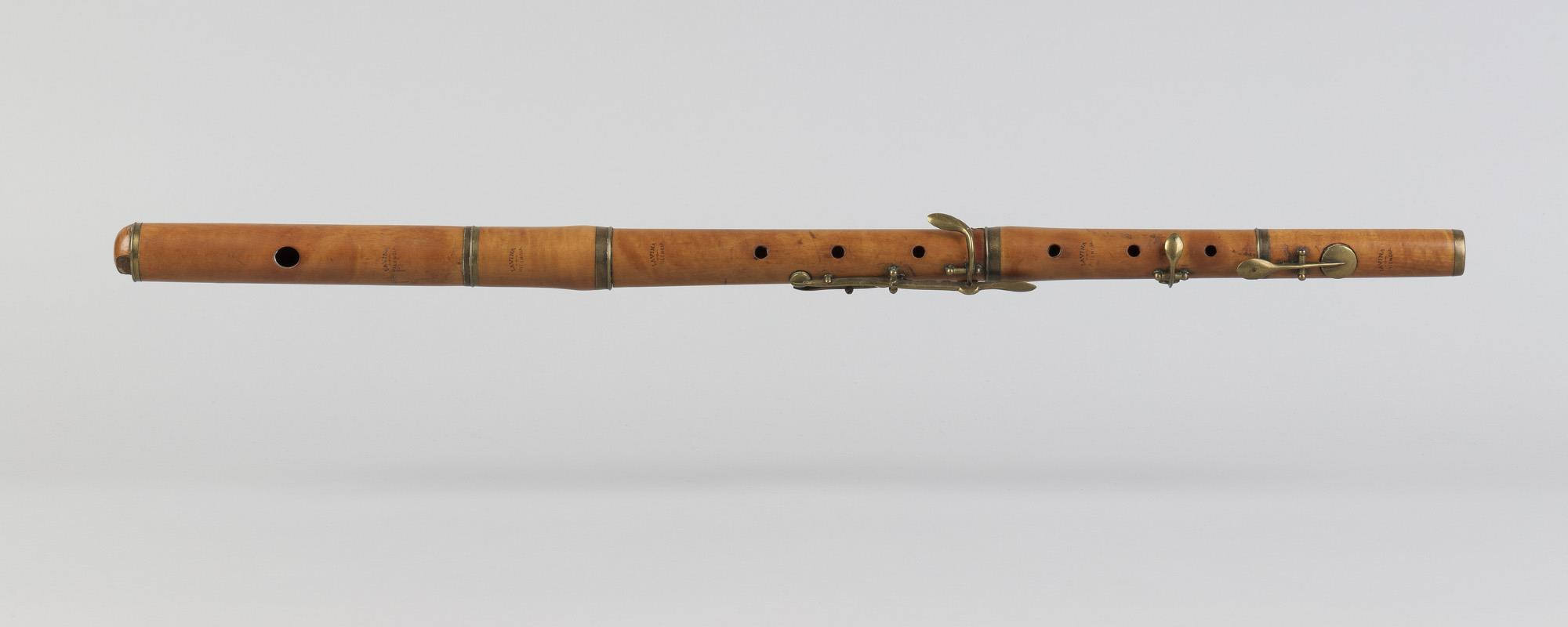 flauta tercerola |