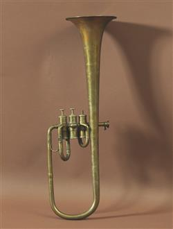 Saxhorn soprano en ut | Gautrot
