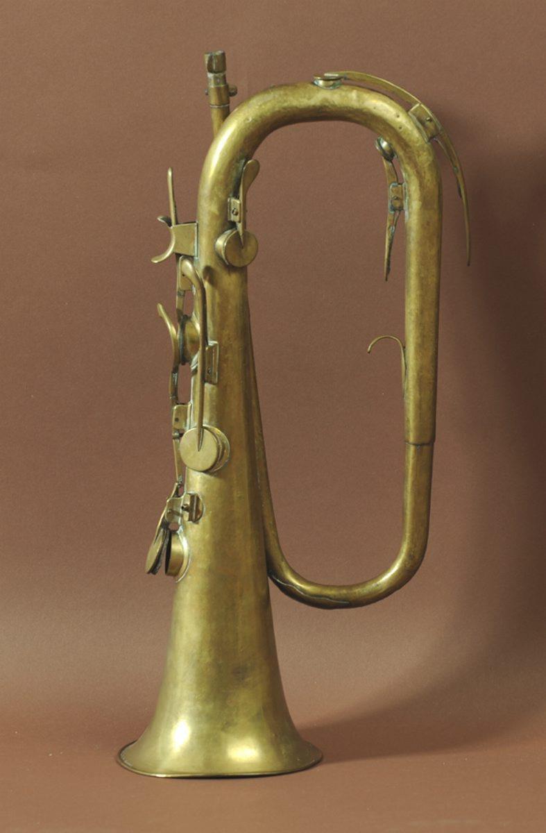 Bugle à clefs en si bémol | Raoux