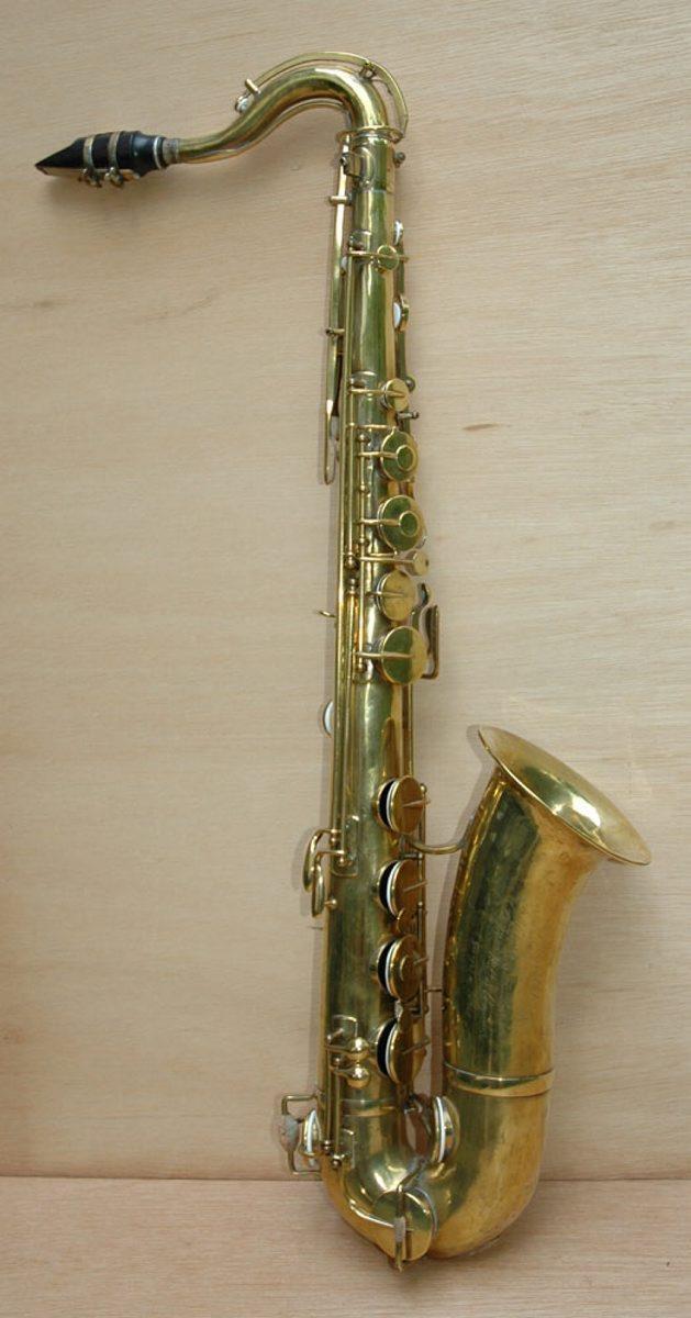 Saxophone ténor | Adolphe Sax