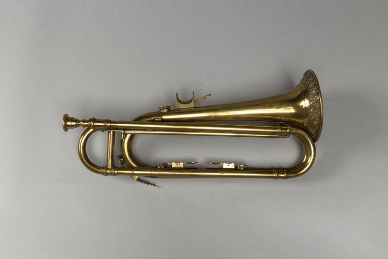 Keyed trumpet (Regent's bugle) | Richard Curtis