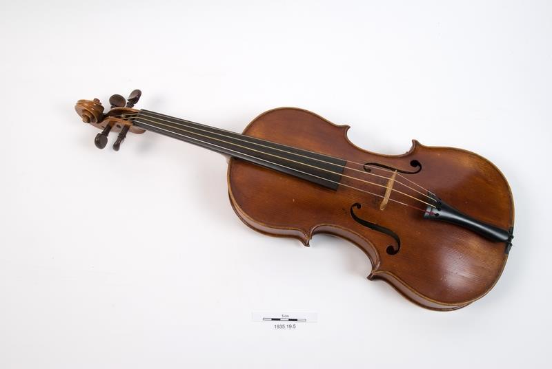 Violin | William II Forster