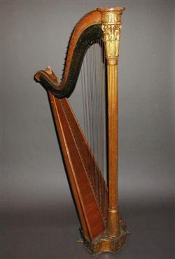 Grecian Harp | Sebastian Erard