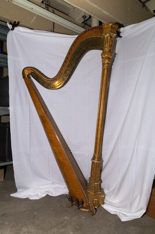 Harp | Sébastien & Pierre Erard