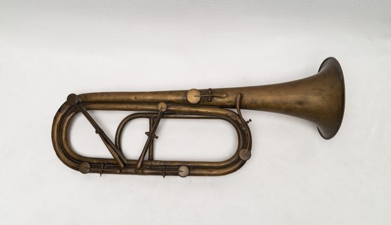 Bass keyed trumpet | Piatet et Benoit