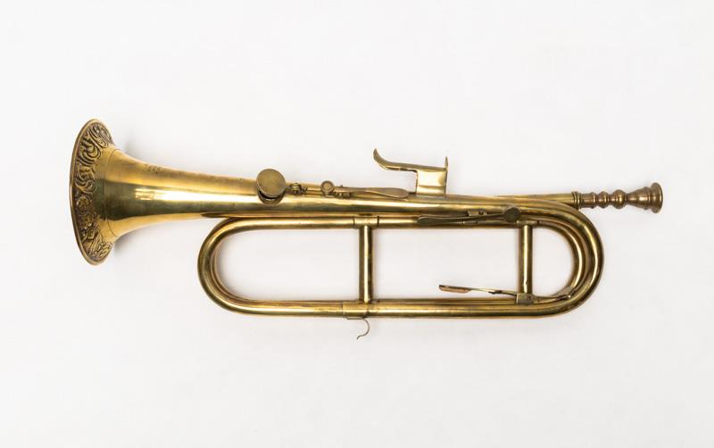 Keyed trumpet | William Sandbach