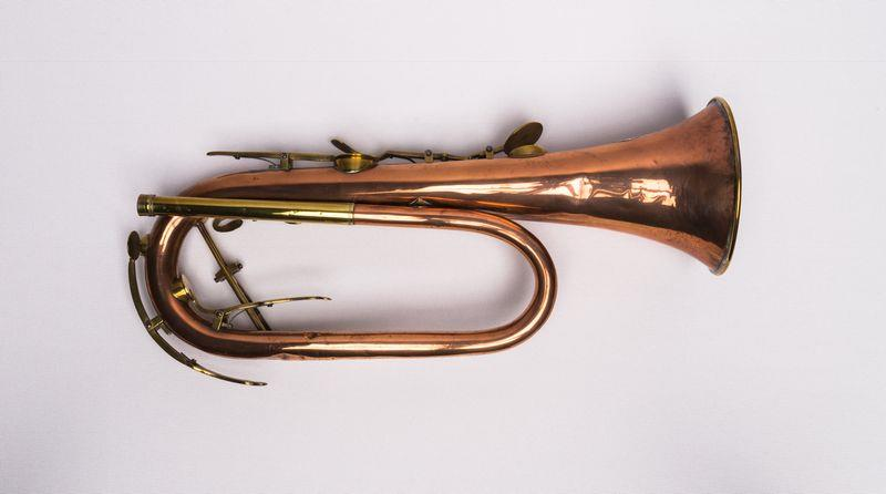 Keyed bugle in E flat | Pace & Sons