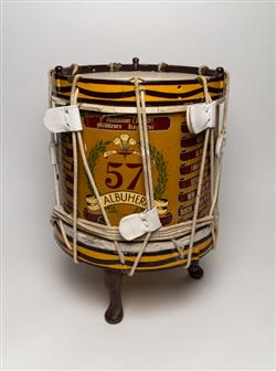 Military side drum | John Grey & Sons