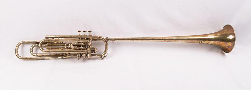 Tenor fanfare trumpet. | Boosey & Hawkes