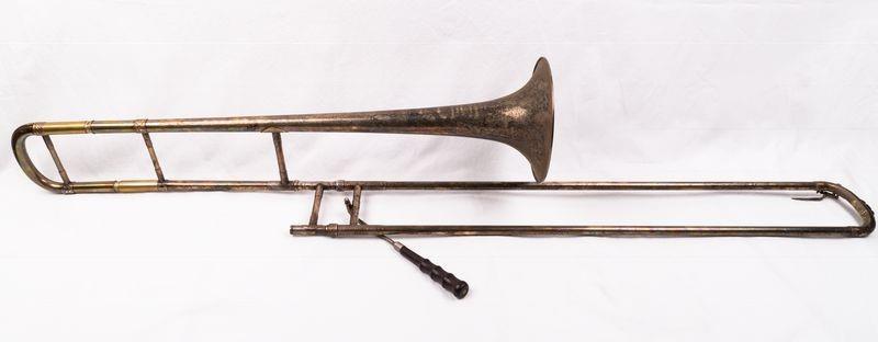 Bass trombone.   Hawkes & Son