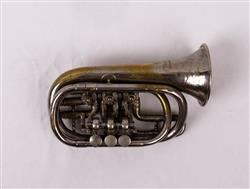 Pocket trumpet.   Schuster & Co