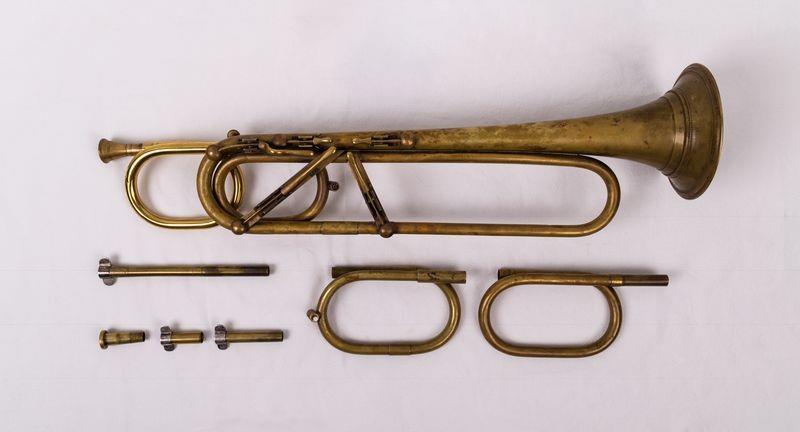 Keyed trumpet. |