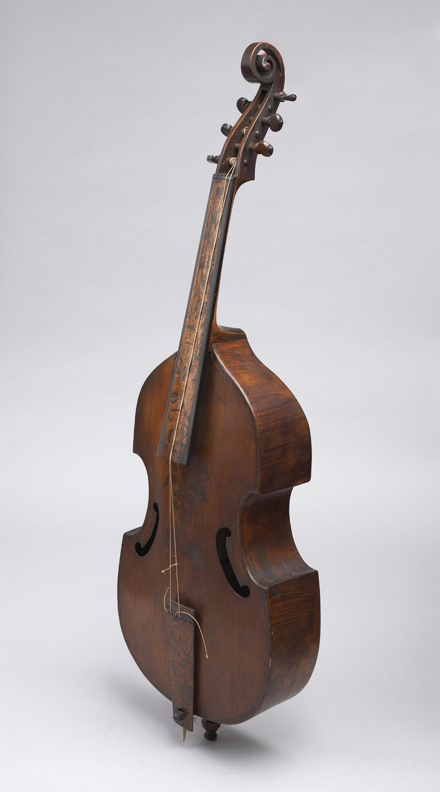 Viola da gamba - Detail bd489c39832c9