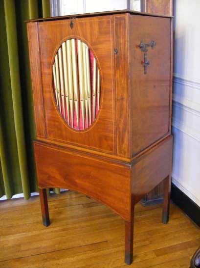 Barrel organ | Longman & Broderip