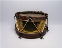 Military side drum | Roger J. Ward