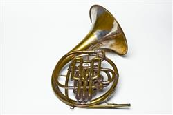 Double horn. Nominal pitch: F + B?. | Couesnon