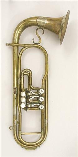 Valve trombone. Nominal pitch: B?. | Schamal