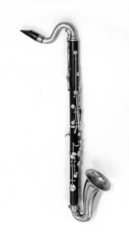 Bass clarinet. Nominal pitch: B?.   Penzel & Müller