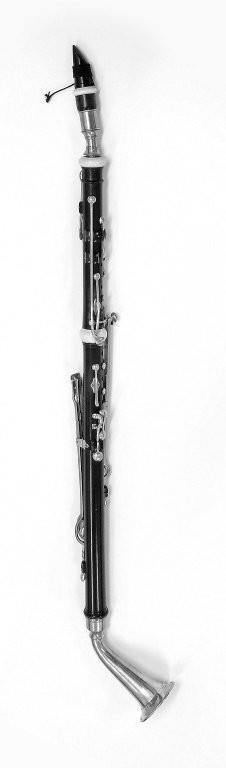 Basset horn. Nominal pitch: F. | Wood & Ivy