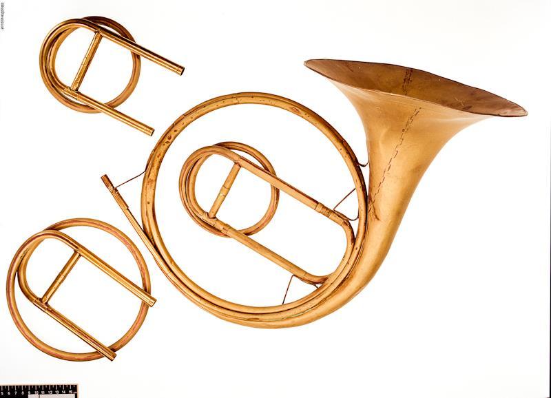 Inventionshorn | Johann Gottfried Kersten