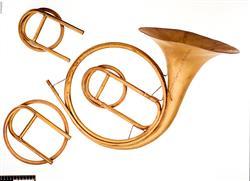 Inventionshorn   Johann Gottfried Kersten